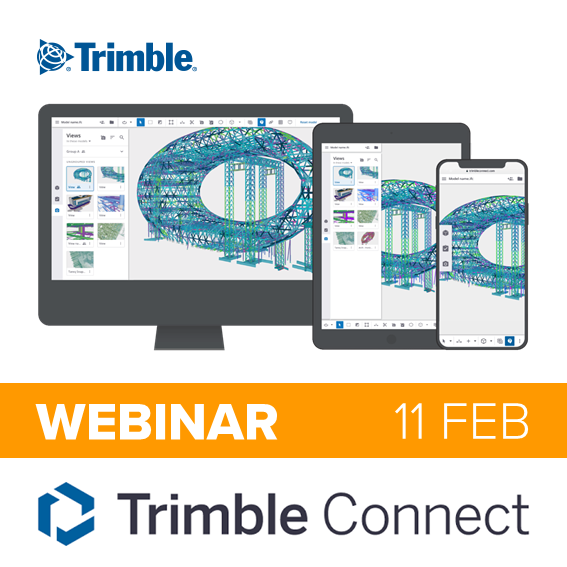 Trimble Connect - Webinar