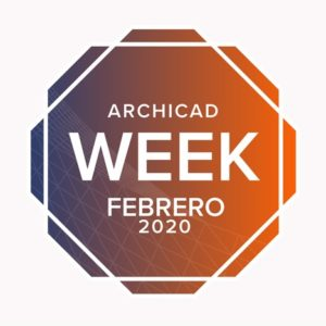 ARCHICAD WEEK FEB 2020