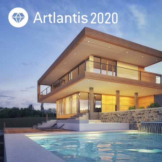 Artlantis 2020