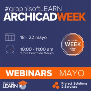ARCHICAD Week Mayo 2020