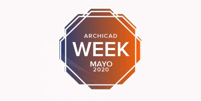 Logo ARCHICAD Week Mayo 2020
