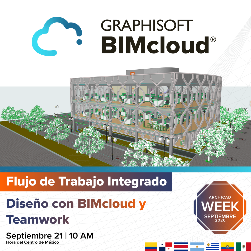 BIM CLOUD - Archicad Week Sep 2020