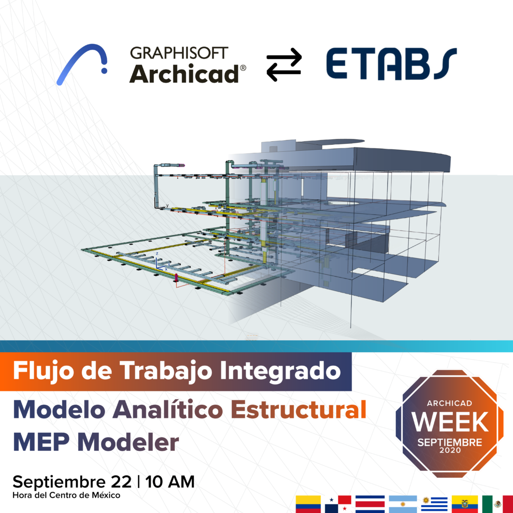 ETABS | Archicad Week Sep 2020