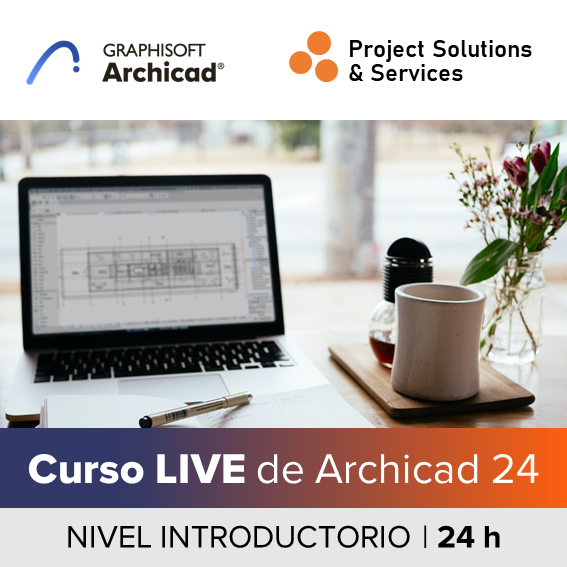 Curso LIVE Archicad 24h