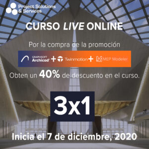 Curso LIVE Online 3x1