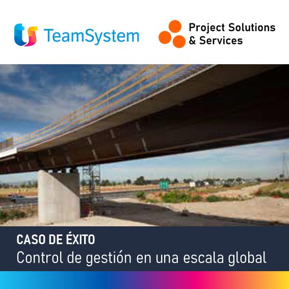 TeamSystem: Control de gestión en una escala global