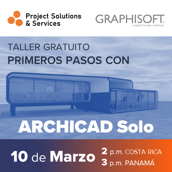 Taller ARCHICAD Solo