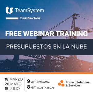 TeamSystem SaaS Presupuesto en la nube
