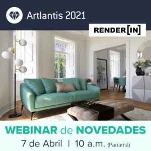Webinar Artlantis 2021