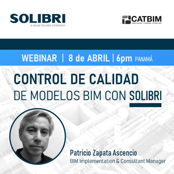Webinar SOLIBRI Control de calidad