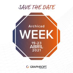 Archicad Week Abril 2021