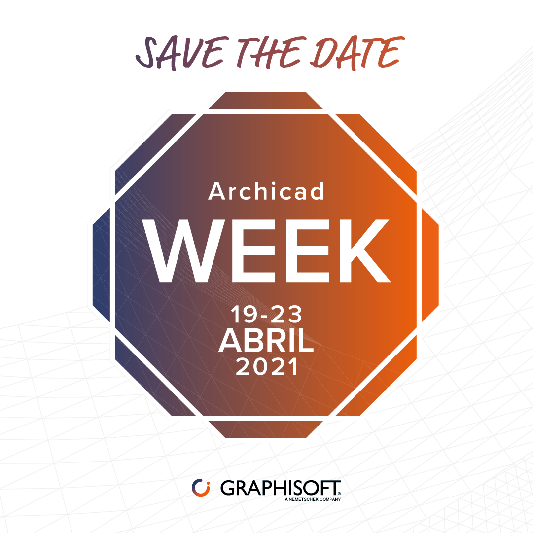 Archicad Week Abril 2021