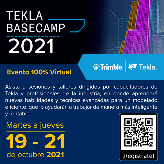 Tekla Basecamp 2021